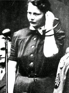Meu mundo e assim: Herta Oberheuser a médica assassina nazista