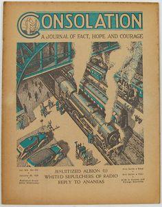 Jan. 25, 1939 Consolation (now Awake) (Roger Johnson)