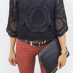 Dressing for Fall.   // Follow @ShopStyle on Instagram for more inspo.