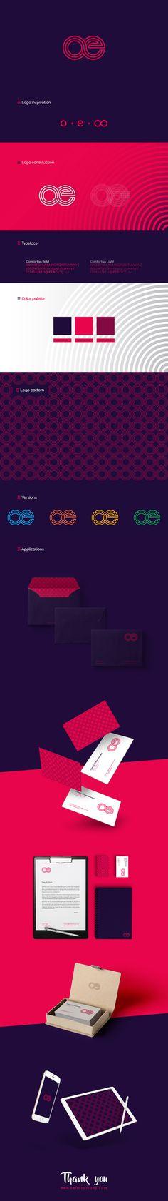 oelfaramawy - Personal logo and branding identity