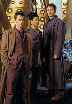 The Doctor, Martha jones and capt jack