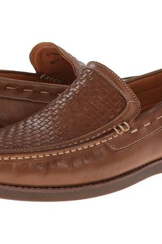 Tommy Bahama Brooks Woven Slip-On (Wood) Men's Slip on  Shoes - Tommy Bahama, Brooks Woven Slip-On, TFM00215-200, Footwear Closed Slip on Casual, Slip on Casual, Closed Footwear, Footwear, Shoes, Gift, - Street Fashion And Style Ideas