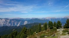 Inntal and oetztal, view from #Hochoetz