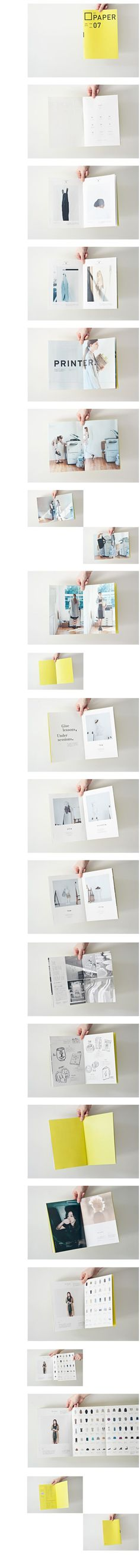 As I wear a lot of white this is one of the main inspirations for my design to use white space. This is to create a clean look that I use in my appearance and design work. It's also to frame the work and allow the type to breath. This book is w prefect example of how I want my book to look and flow.: