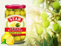 STAR Lemon Stuffed G