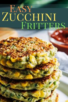 Zucchini Fritters is an excellent starter recipe to learn how to make. This way, you can avoid buying a ready-made bag of chips and learn how to make the real thing, without having to have extra cash lying around. Here is what you need to know. #zucchini #zucchinirecipes #zucchinichips #zucchinicake #fritters #fritterschicken #frittersrecipe