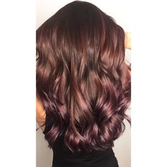p/chocolate-mauve-hair-brunette-rich-chocolate-brunette-balayage-highlights-co - The world's most private search engine Hair Color 2018, Hair Color And Cut, Haircut And Color, Bob Balayage, Short Balayage, Auburn Balayage, Balayage Brunette, Chocolate Mauve Hair, How To Bayalage Hair