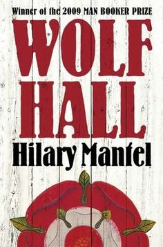 book cover of Wolf Hall