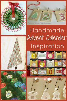 Handmade Advent Calender Inspiration | sumoftheirstories.com