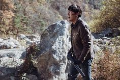 """[Photos] Added new Jo Jin-woong stills for the upcoming #koreanfilm """"The Hunt"""""""