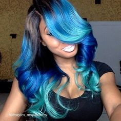 #hairinspiration  Love this BOLD Hair!!! So pretty!