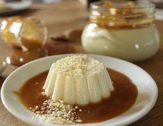 Panna Cotta, Food And Drink, Pudding, Cream, Baking, Vegetables, Ethnic Recipes, Desserts, Creme Caramel