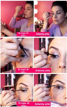 18 Increíbles y sencillos consejos para conseguir un delineado de ojos  perfecto ef5b763178c6