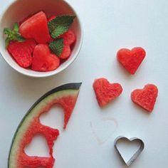 Decoración romántica con corazones y rosas para 14 de febrero : cositasconmesh