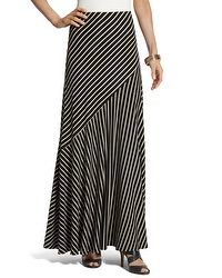 Thin Stripe Sammi Skirt