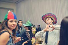 sombreros divertidos para fiestas.