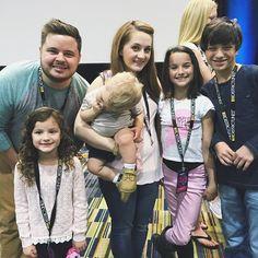 Bryan, Missy, Ollie, Annie, Haley, and Caleb❤️RIP Caleb