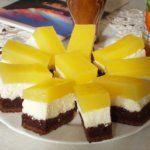 Narancsos-diós pohárkrém | Katarzis Hungarian Desserts, Cake Cookies, Cake Recipes, Bakery, Cheesecake, Deserts, Goodies, Food And Drink, Sweets