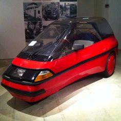 Mini-el city - 'Ellert' designed by Ray Innes in 1985 Weird, City, Vehicles, Funny, Sports, Outlander, Sport, Ha Ha, Hilarious