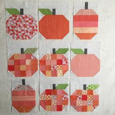 This morning I was excited to get up and continue working on my pumpkins quilt. I love @makervalley version and just had to make my own. I'm excited to see how it turns out!! . . . #pumpkinsquilt #fallquilt #cluckclucksewpattern #quilting #quiltblocks #patchworkquilt #pumpkins #orange #orangequilt #orangeandpink #brightfallcolors