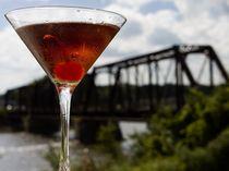Rob Roy. I love my Bourbon, but some days call for Scotch. http://cocktails.about.com/od/atozcocktailrecipes/r/rbry_artf.htm