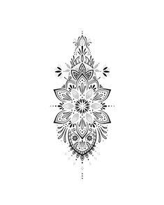 Tender and beautiful 30 simple mandala tattoo design ideas for women - tattoo . - Tender and beautiful 30 simple mandala tattoo design ideas for women – tattoos – # - Mandala Tattoo Design, Mandala Arm Tattoo, Simple Mandala Tattoo, Tattoos For Women Flowers, Foot Tattoos For Women, Flower Tattoos, Designs Henna, Tattoo Designs, Body Art Tattoos