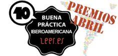 """Sellos """"Buenas Prácticas Iberoamericanas Leer.es"""" Abril 2014"""