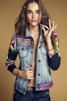 Desigual Denim jacket.