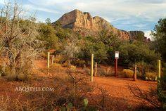Hiking Trail, Sedona, Arizona