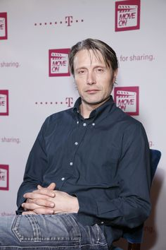 The stars of Move On - #MadsMikkelsen - www.move-on-film.com