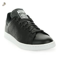 Adidas Women\u0027s Stan Smith/Rita Ora Shoes Core Black/White S81618 (8.5 B