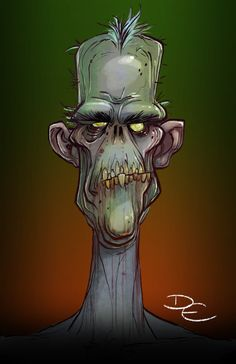 A Zombie.
