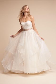 Rowena Gown. This gown is beautiful and a great price. #wedding day #sponsored #bride