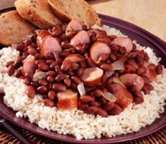 Here are three steps to a delicious meal that's ready to eat in under a half hour. Start with Hillshire Farm® Smoked Sausage. Add red beans, rice, and veggies. Simmer it all together for a delicious dinner that will get the family running to the table...