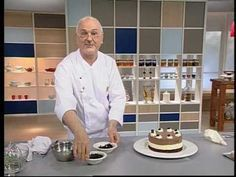 Torta Selva Negra - Strudel Brownie Desserts, Brownie Cake, Pie Cake, Easy Desserts, Strudel, Cooking Tv, Cooking Recipes, Yolanda Cakes, Oswaldo Gross
