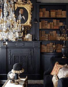 inky interiors