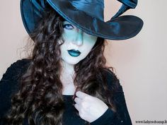 Babyredvamp Makeup  Halloween Series - Wicked Witch Of The West (La Strega  dell  c9d6c71a1e82