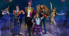 Which came first--Olympic swimming or Ringling Bros. circus? Ringling Bros. is 26 yrs older than Olympic swim, & they keep breaking records-like acrobatic ice skating! Come check out the hype! Out Of This World is playing NOW!