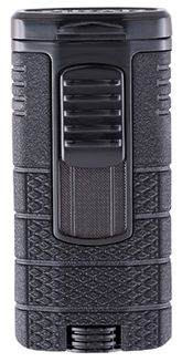 XIKAR Tactical Triple Jet Flame Cigar Lighters Are Available at Milan Tobacconists. Since Providing Superior Customer Service and Quality Tobacco Products. Tobacco Shop, Cigar Shops, Premium Cigars, Cigar Lighters, Cigar Accessories, Jet, Black, Black People