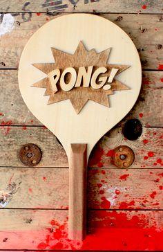 TLC: Ping Pong Power