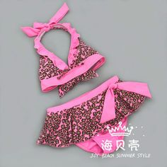 OMG! This is the best baby swimwear i have ever seen!