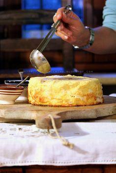 torta di pane e formaggio