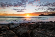 Manly Sunrise by Scott Barlow - Photo 42240528 - 500px