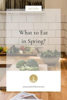 Spring is the perfect time to try healthy new seasonal recipes. As the environment around you bursts with new life, allow your body to enjoy the same energy. Eat plenty of fermented foods such as yogurt, sauerkraut,  kimchi and kombucha. Try healthy recipes with fresh leafy greens, baby root vegetables and newly sprouted seeds. Check these tips on how to cook with the exciting fresh colours and flavours of spring produce. Self-isolation actitivies   Holistic nutrition #Superfoods #Health Holistic Wellness, Holistic Nutrition, Nutrition Tips, Health And Nutrition, Liberty Online, Womens Wellness, Healthy Gluten Free Recipes, Root Vegetables, Self Care Routine