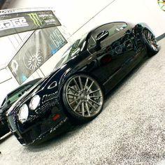 Bentley Continental...