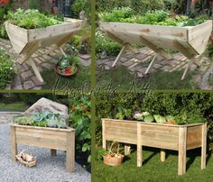 The Medium Vegtrug Raised Vegetable Planter Trough Is The Perfect Vegetable  Garden At Waist Height. #RaisedBeds #GardenPlanter | Raised Beds |  Pinterest ...