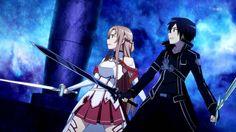 Sword Art Online - Asuna & Kirito