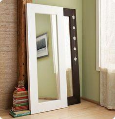 13 Best Diy Floor Mirrors Images Floor Mirror Diy Mirror