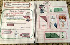 3rd Grade Interactive Math Notebook - 1st Edition