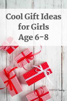 Cool Holiday Gift Ideas for Girls Ages 6 to 8 Christmas Gifts For Husband, Baby Christmas Gifts, Magical Christmas, Holiday Gifts, Christmas Holidays, Winter Holidays, Holiday Decor, Happy Holidays, Holiday Ideas
